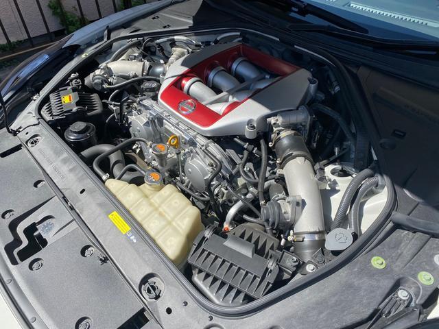 GTR金融車エンジンルーム