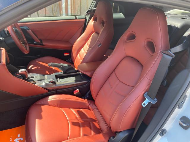 GTR金融車座席