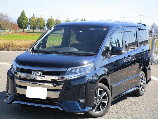 トヨタノアSi金融車フロントボディ