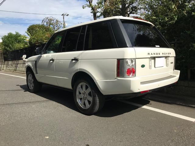 ランジローバー,後ろボディ,金融車