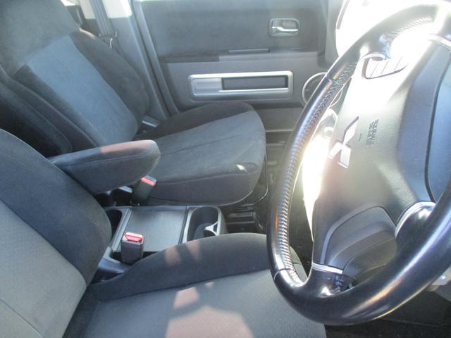 デリカ,金融車,運転席