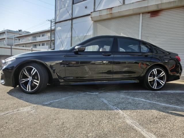 BMW7シリーズ,金融車,サイドボディ