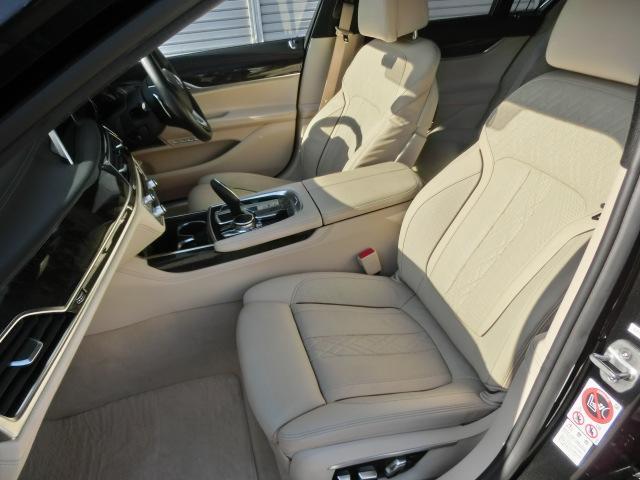 BMW7シリーズ,金融車,運転席
