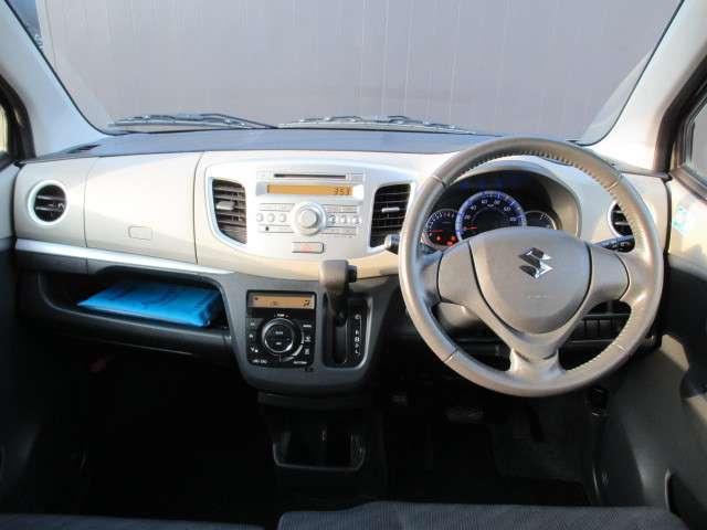 ワゴンR、軽自動車、ローン中買い取り、車内