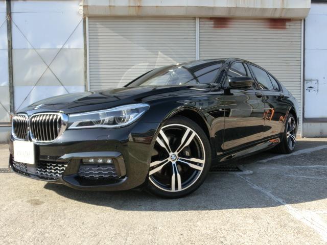 BMW7シリーズ,金融車,フロントボディ