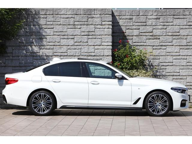 BMW5シリーズ金融車サイドボディ