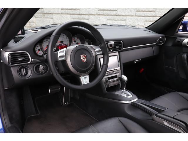 ポルシェ911,金融車,運転席